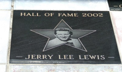 Jerry Lee Lewis - Hall of Fame 2002